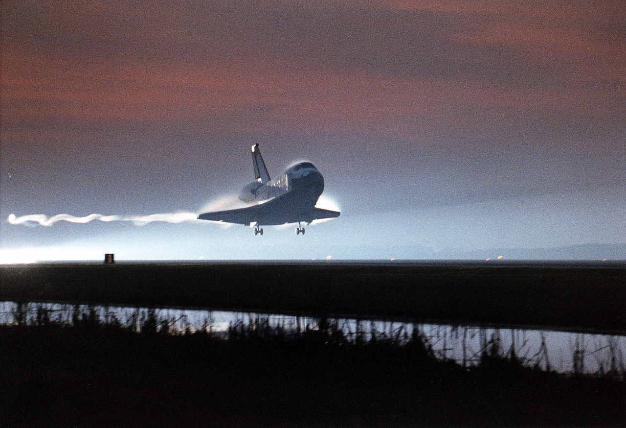 sts-80 ufo encounter