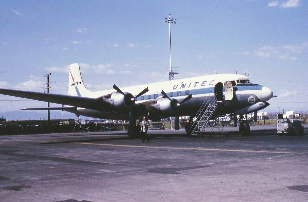 1948 Eastern Air Line Incident