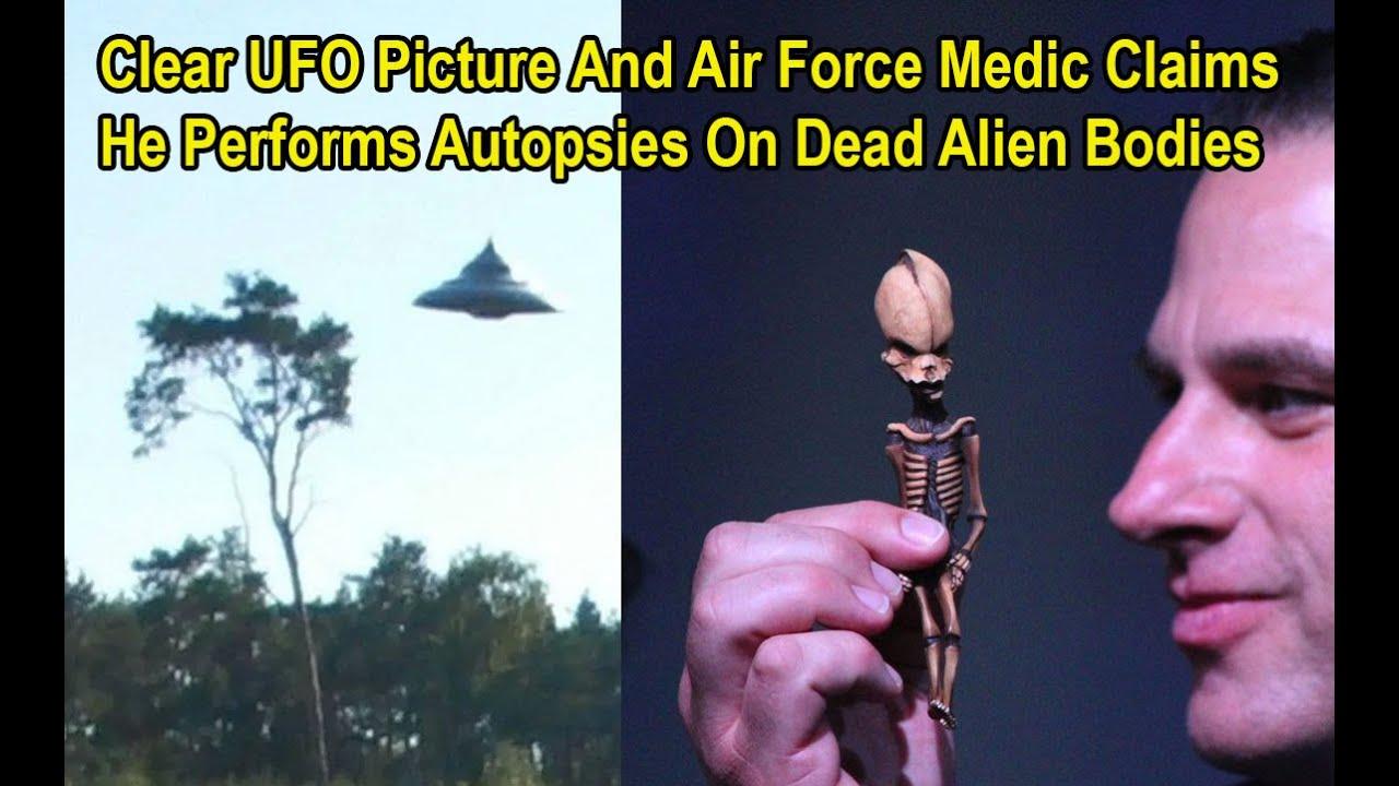 Cigar Shaped UFO Near ISS – Air Force Medic Autopsies Aliens – Secret File Claims Tesla From Venus