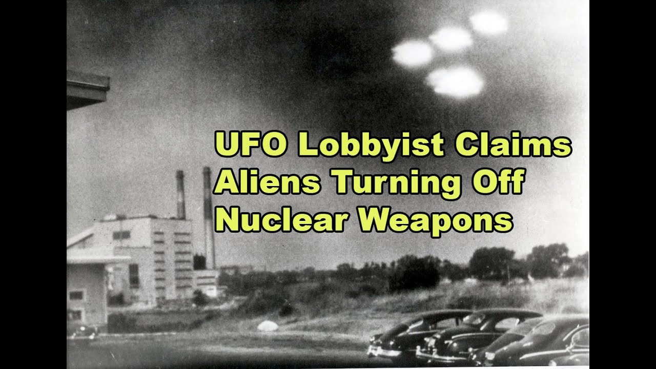 Aliens Are Shutting Down Nuclear Sites