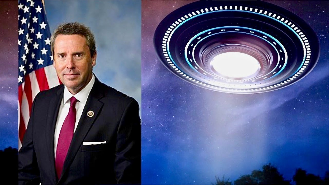 US Congressman Demands Answers From Navy About UFOs Near Military Bases
