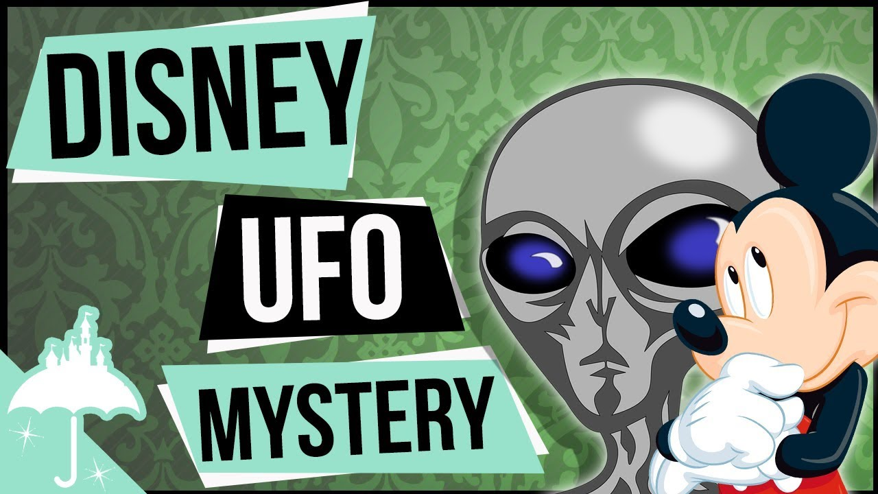 disney ufo movie