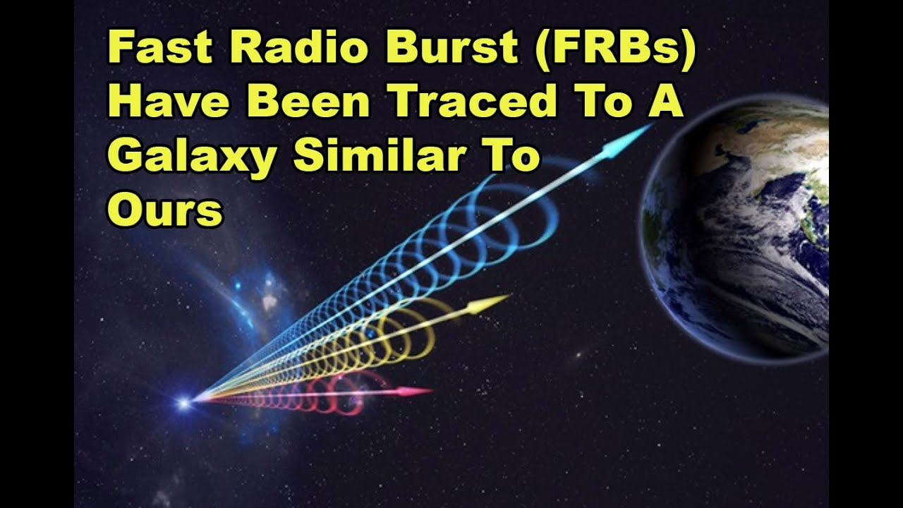 Fast Radio Burst Have Been Traced To A Specific Galaxy Similar To Ours