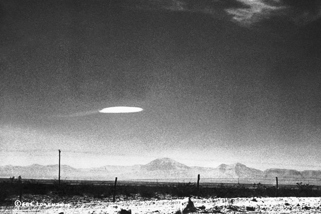 high speed ufo