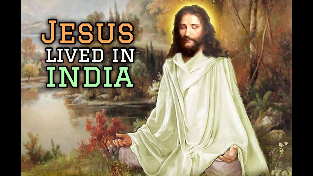 jesus lived india