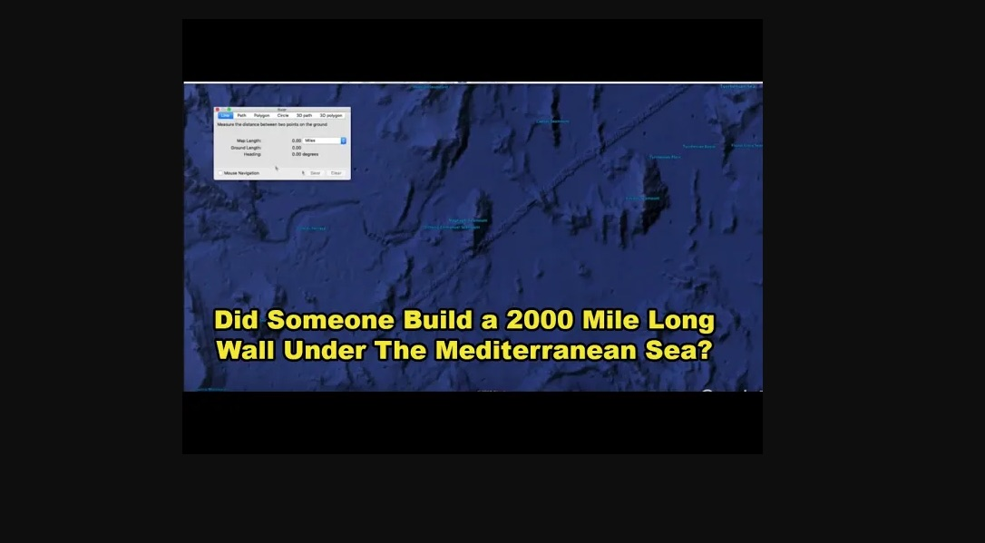 mediterranean sea anomaly