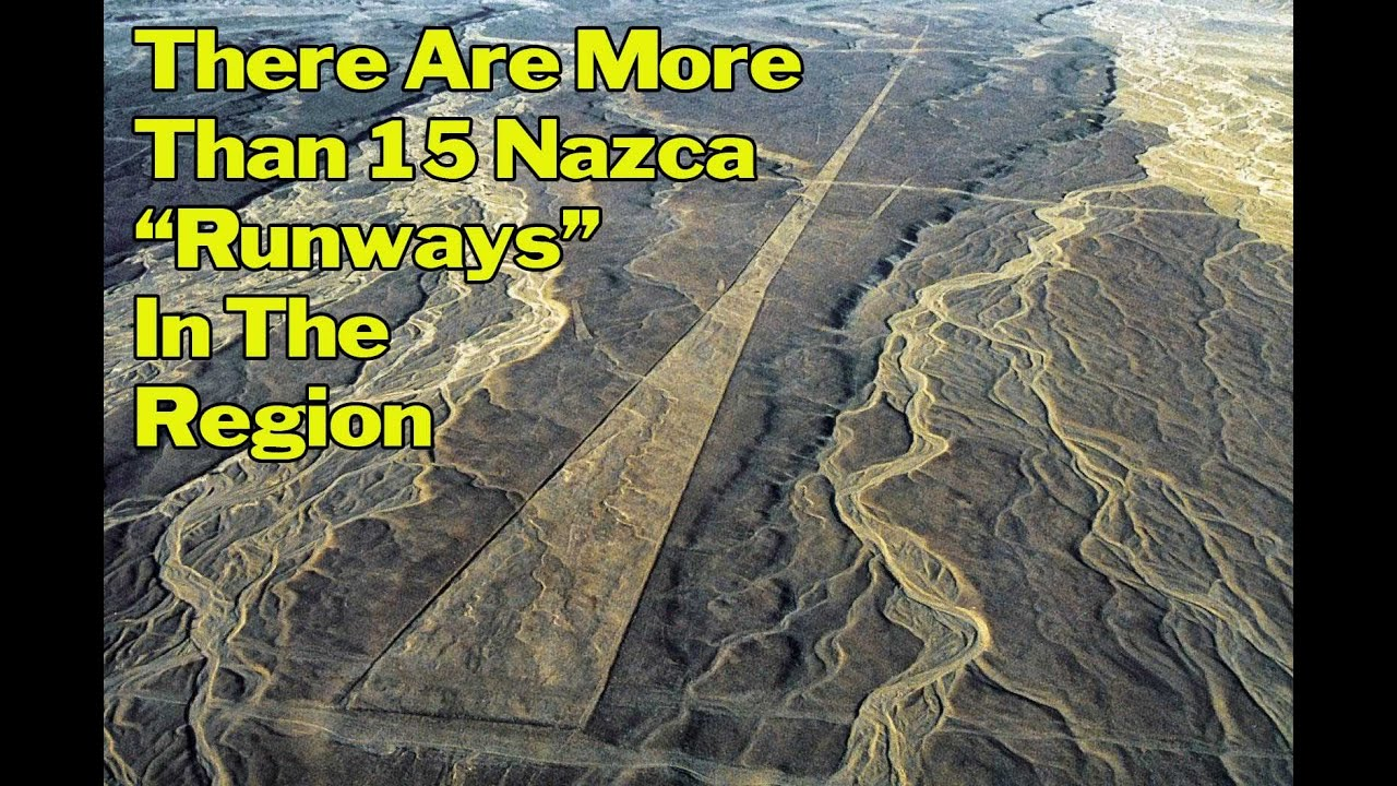 nazca runways