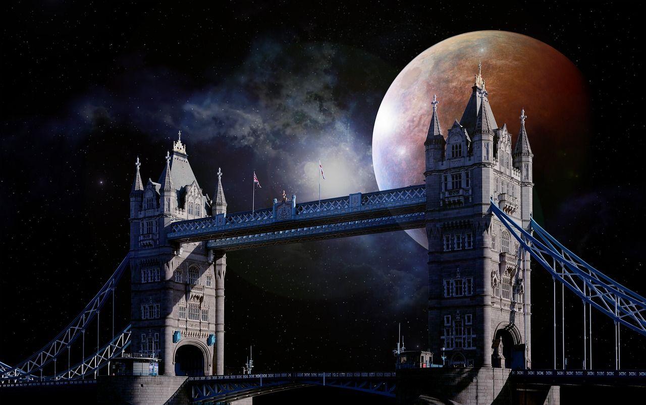 object falls london