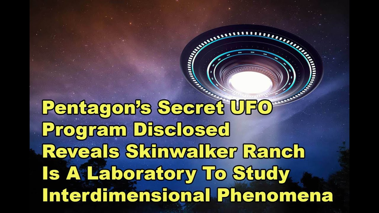 pentagon ufo research