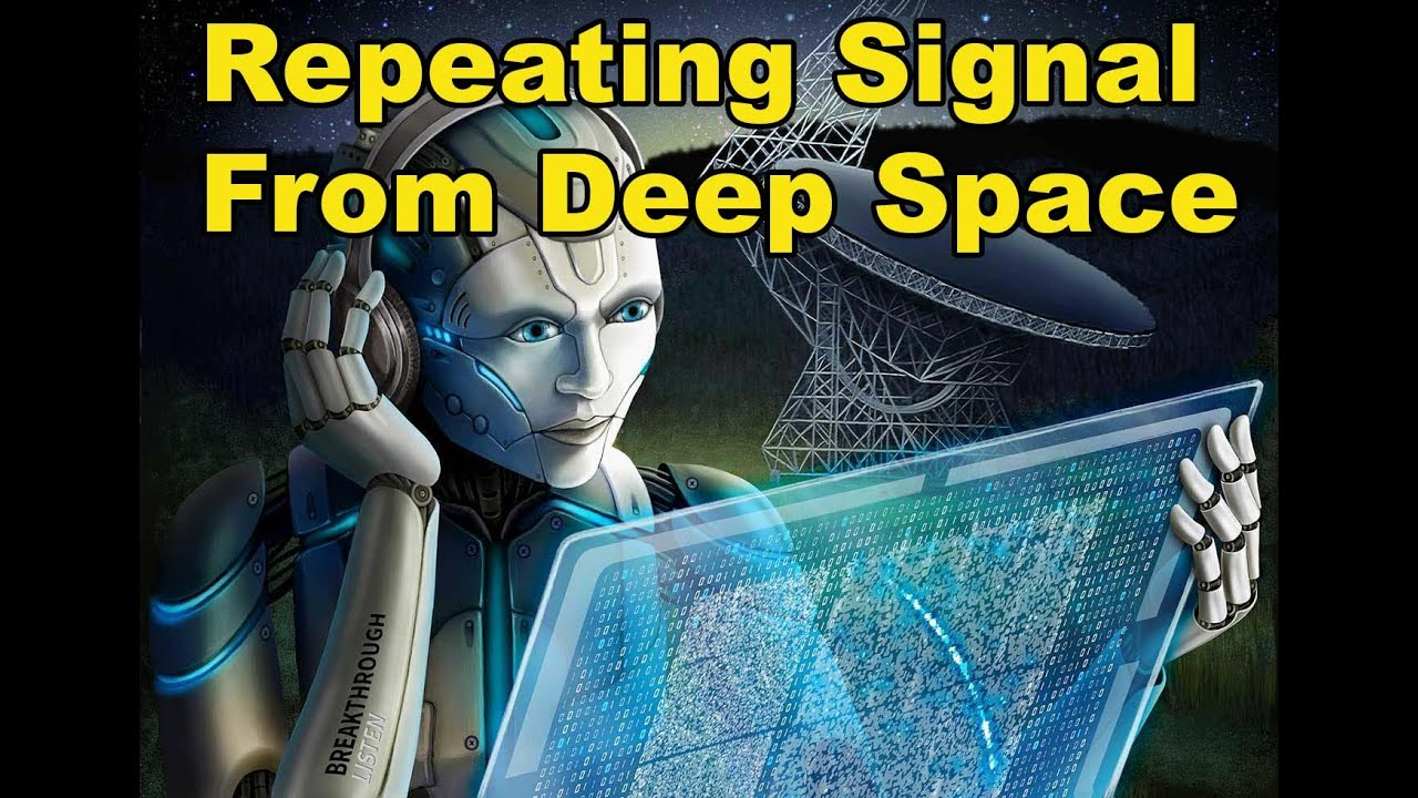 repeating space signals