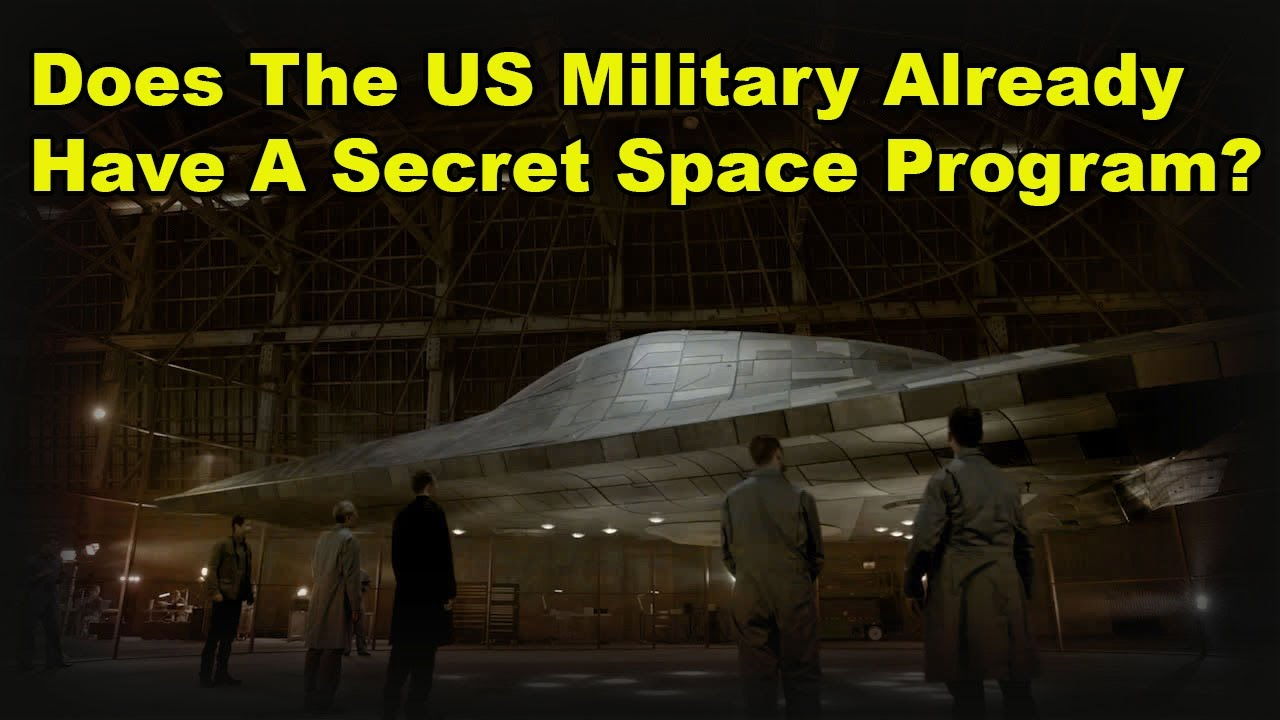 Does The US Military Already Have An Intergalactic Space Force?