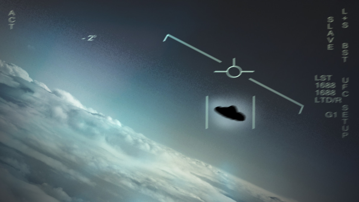 Similar Tic Tac UFO Report From 1947