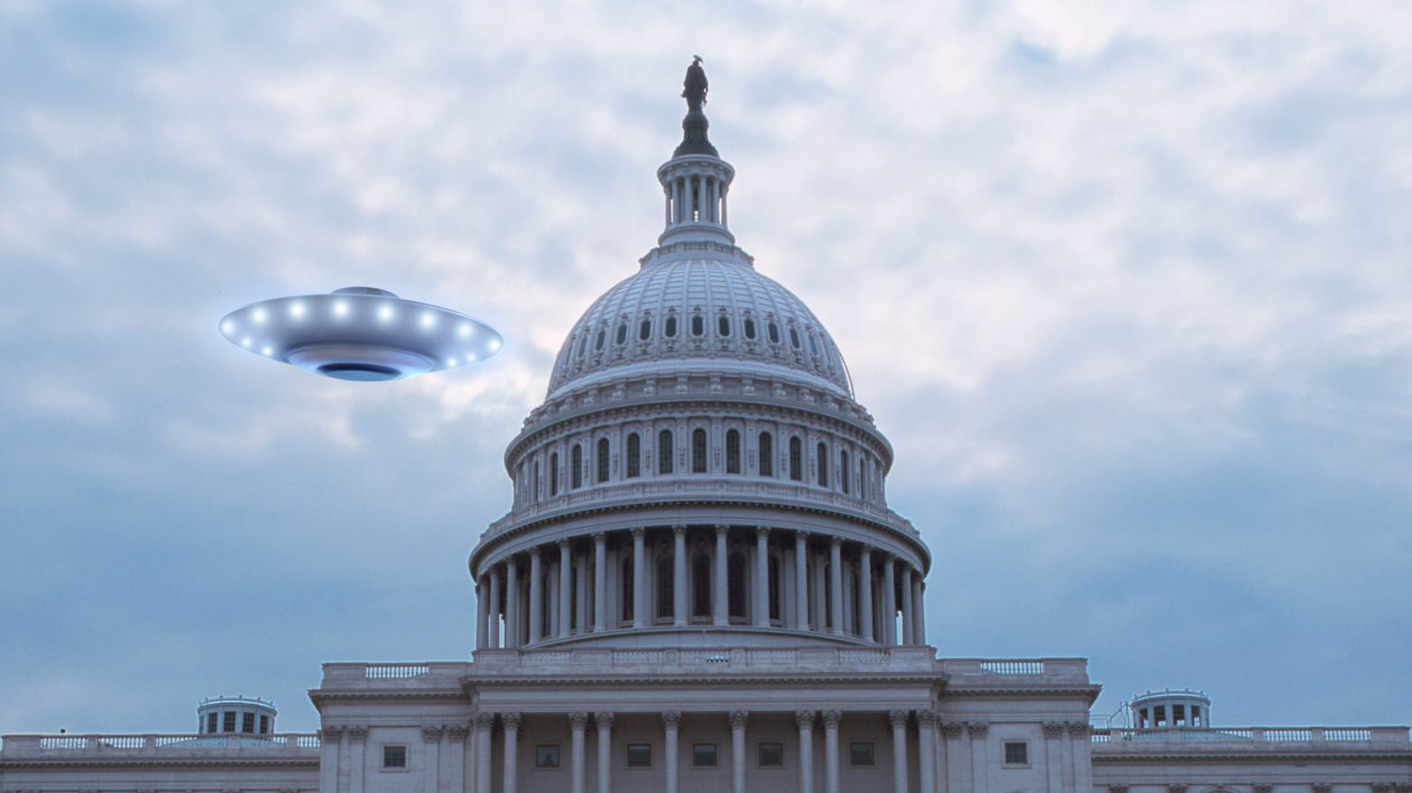 Disclosure Is Happening – Aliens And UFOs Are Real And They're Here