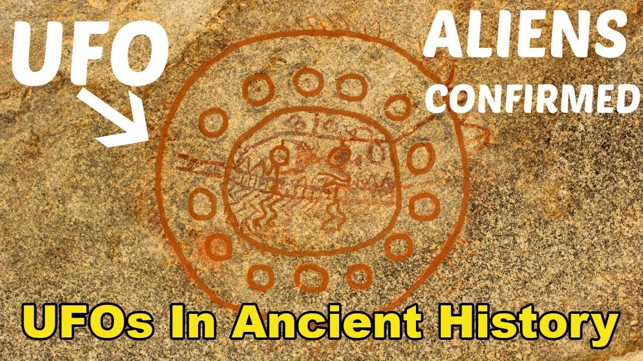 UFOs in Ancient History