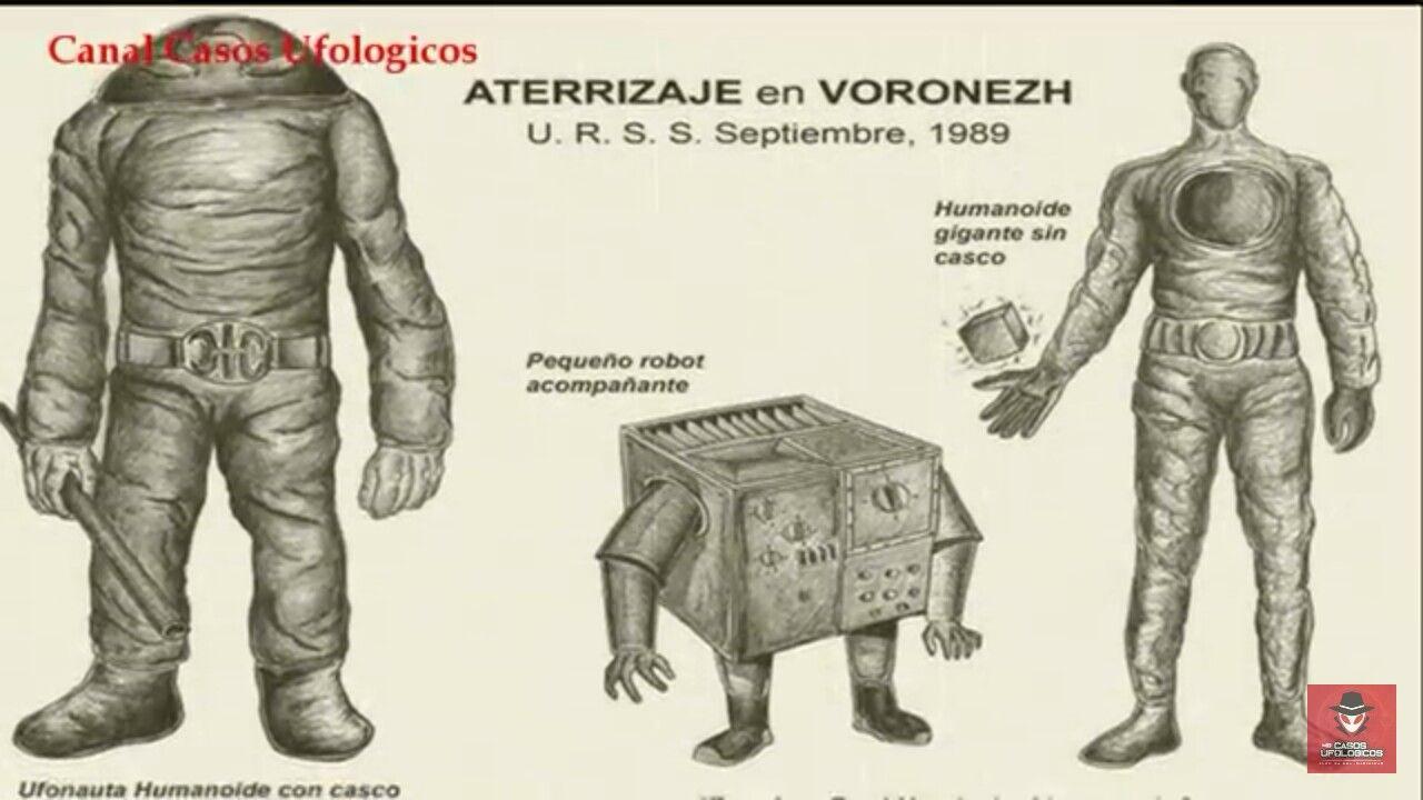 voronezh aliens