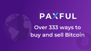 join paxful to start buy and trade bitcoin