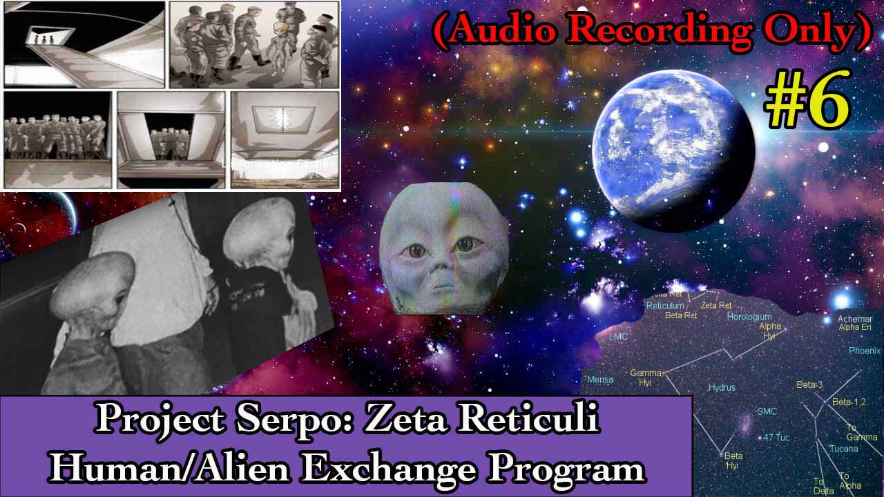 Project Serpo: Human Alien Exchange Program – Plans For Ebens Arrival On Earth
