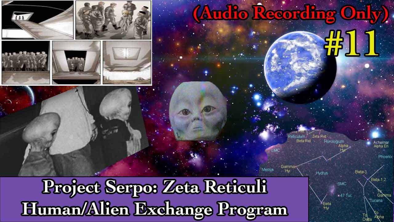 Project Serpo: Human Alien Exchange Program – The Ebens Clone The Dead Team Members