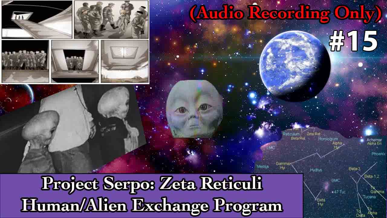 Project Serpo: Human Alien Exchange Program – Plans For Ebens To Visit Earth