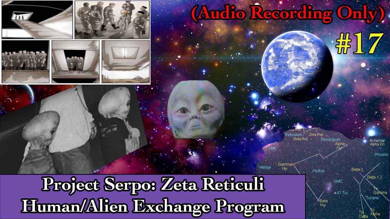 Project Serpo: Human Alien Exchange Program – The Gate 3 Incident: An Alien Escapes