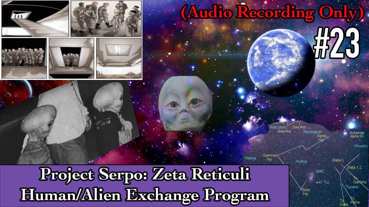 Project Serpo: Human Alien Exchange Program – Vatican Says Aliens Could Exist