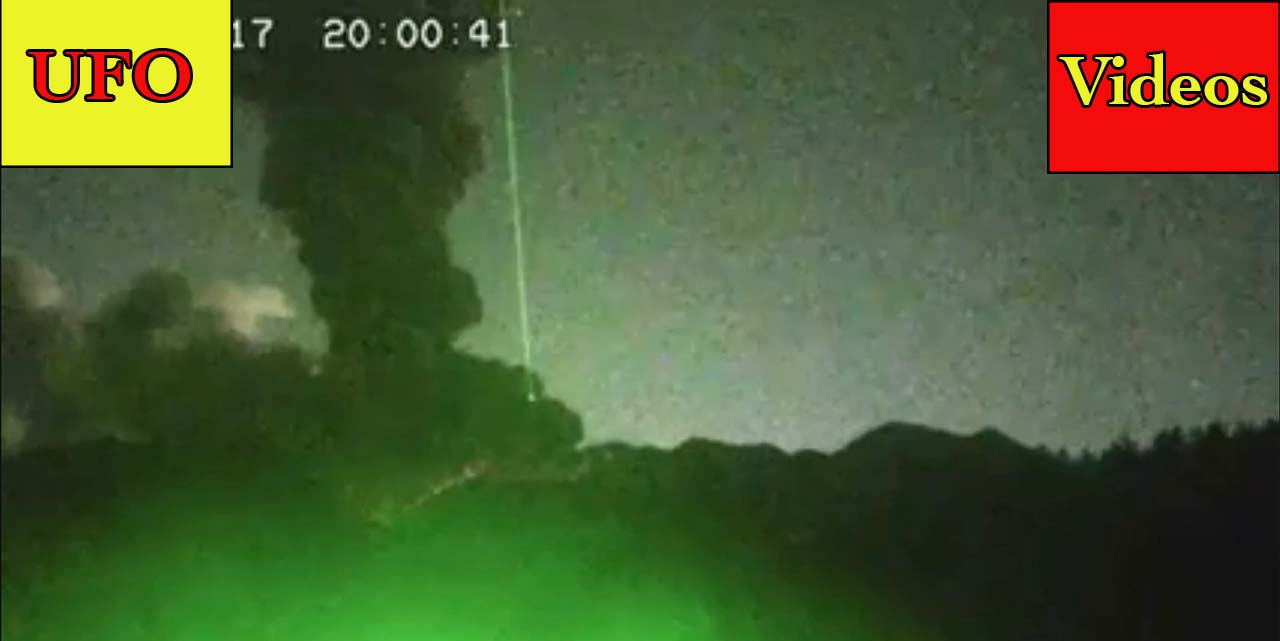 UFO in Sao Paulo – Green Laser Blows Up Mountain – Betz Mystery Sphere – Masada Ancient Fortress
