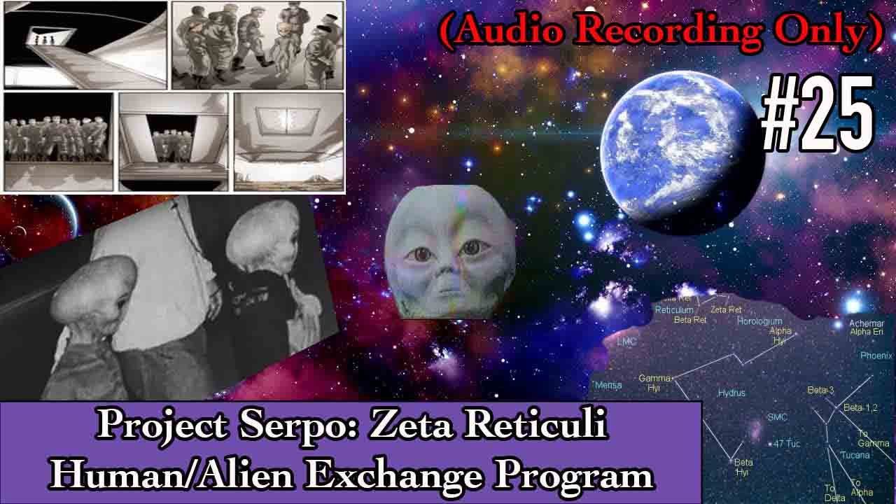 Project Serpo: Human Alien Exchange Program – The Universe How It Began How It Ends