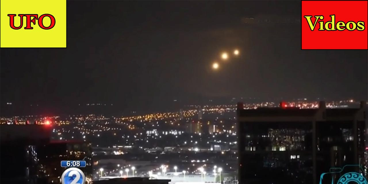 UFO Over Maryiono – Two UFOs Streak Across Queensland – UFOs Near Moon – Strange Lights Over Oahu