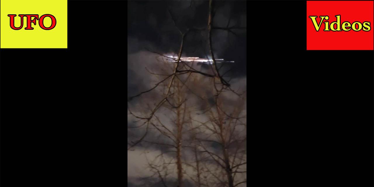 Meteor Flies Over Wash. & Oregon – UFO In Mexico & Japan – Project Blue Beam – Phantom Runner Seen