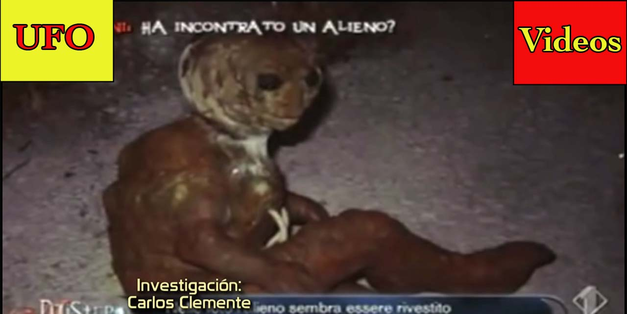 ufo news and video