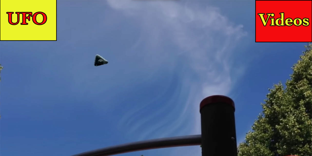 ufo news and videos