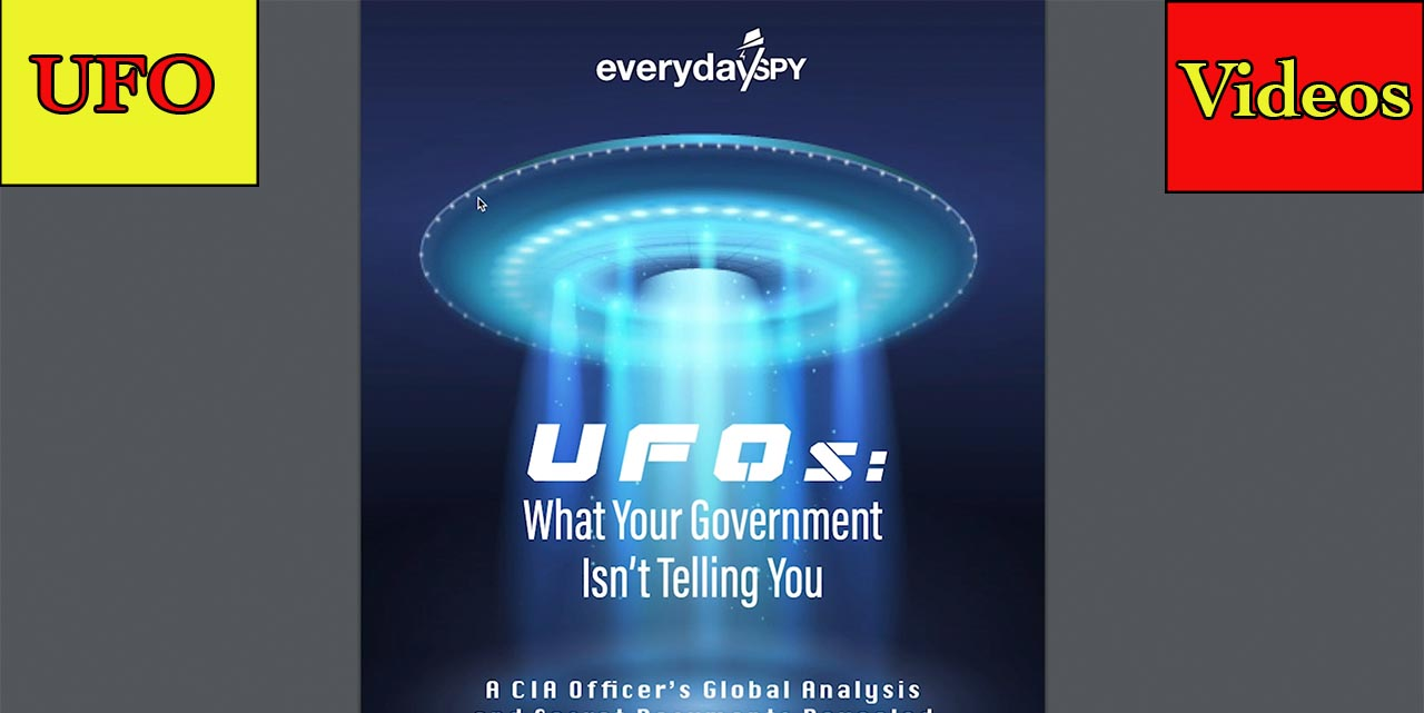 UFO Photographed Over House – UFO On Thermal Cam – UFO Government Secrets – Ancient Global Maps