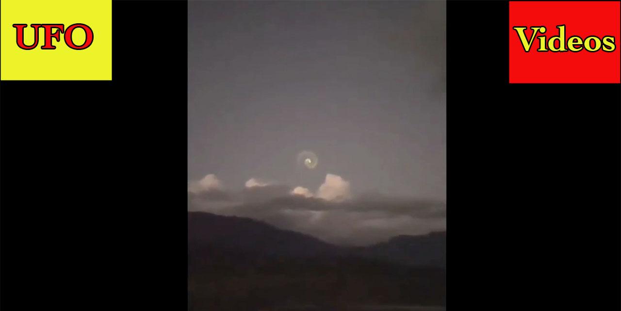 Not A UFO Mothership – Spiral Phenomenon – Iranian Army Shoots At UFO – Triangle UFO Over China