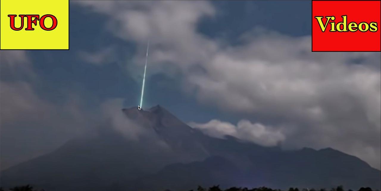 UFO Enters Volcano – UFOs Swarm Navy Ship – UFO Seen By Pilot – Crown Flash – Bigfoot Hunt Buffalo